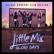 LITTLE MIX - GLORY DAYS DELUXE CONCERT FILM EDITION (CD/DVD).