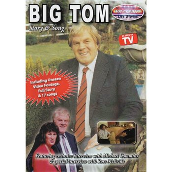 BIG TOM - STORY AND SONG (DVD)