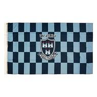 OFFICIAL GAA CREST COUNTY FLAG - DUBLIN