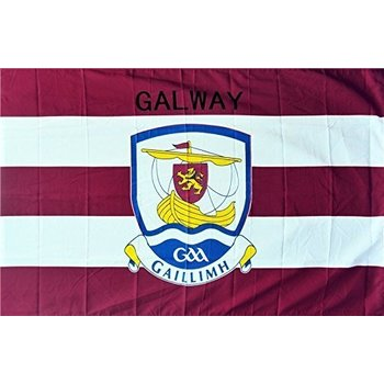 GALWAY - GAA FLAG