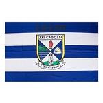 OFFICIAL GAA CREST COUNTY FLAG - CAVAN