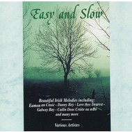 EASY AND SLOW - VARIOUS ARTISTS (CD).  )