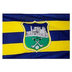OFFICIAL GAA CREST COUNTY FLAG - TIPPERARY