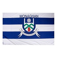 OFFICIAL GAA CREST COUNTY FLAG - MONAGHAN