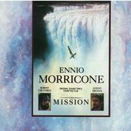ENNIO MORRICONE - THE MISSION SOUNDTRACK (CD)...