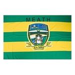 OFFICIAL GAA CREST COUNTY FLAG - MEATH