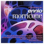 ENNIO MORRICONE - FILM MUSIC BY ENNIO MORRICONE (CD)...
