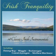 TONY MAAHER - IRISH TRANQUILITY (CD)...