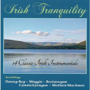 TONY MAHER - IRISH TRANQUILITY (CD)