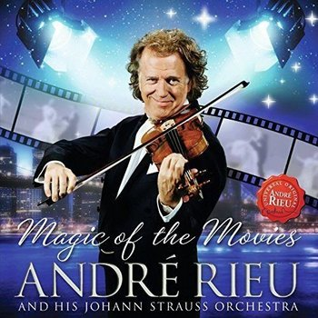ANDRE RIEU - MAGIC OF THE MOVIES (CD)