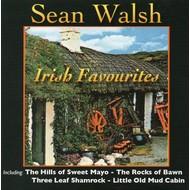 SEAN WALSH - IRISH FAVOURITES (CD)...