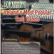 IRELAND'S MOST POPULAR CEILI BANDS (CD)...