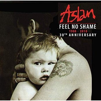ASLAN - FEEL NO SHAME (CD)