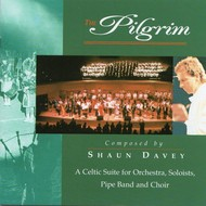 SHAUN DAVEY - THE PILGRIM (CD)...
