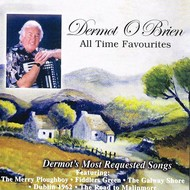 DERMOT O'BRIEN - ALL TIME FAVOURITES (CD)...