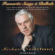 MICHAEL NASH - FAVOURITE SONGS & BALLADS (CD).