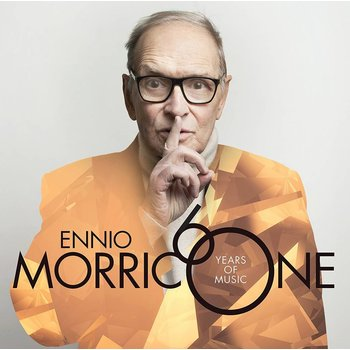 ENNIO MORRICONE - MORRICONE 60, 60 YEARS OF MUSIC (CD)