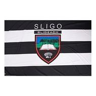 OFFICIAL GAA CREST COUNTY FLAG - SLIGO