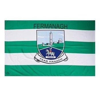 FERMANAGH - GAA FLAG