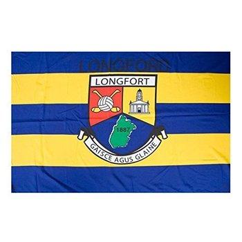 LONGFORD - GAA FLAG