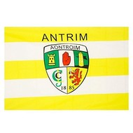 ANTRIM - GAA FLAG...
