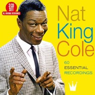 NAT KING COLE - 60 ESSENTIAL RECORDINGS (CD)...