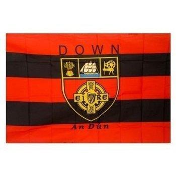 GAA - DOWN FLAG