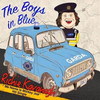 RICHIE KAVANAGH - THE BOYS IN BLUE (CD)
