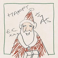 ERIC CLAPTON - HAPPY CHRISTMAS (CD).