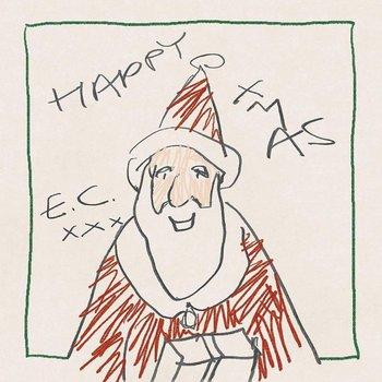 ERIC CLAPTON - HAPPY CHRISTMAS (CD)