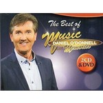 DANIEL O'DONNELL - THE BEST OF MUSIC AND MEMORIES (2 CD & 1 DVD )...