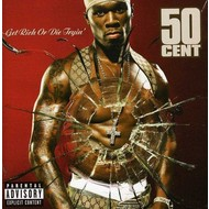 50 CENT - GET RICH OR DIE TRYIN' (CD)...