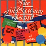 THE SHAMROCK SINGERS - THE ALL OCCASION RECORD (CD)...