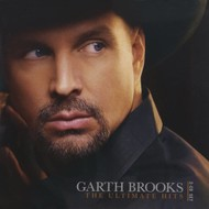 GARTH BROOKS - THE ULTIMATE HITS (2 CD Set)...