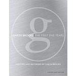 GARTH BROOKS - THE FIRST FIVE YEARS (BOOK & CD).  )