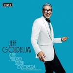 JEFF GOLDBLUM AND THE MILDRED SNITZER ORCHESTRA - THE CAPITOL STUDIO SESSIONS (CD).