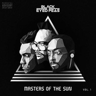 BLACK EYED PEAS - MASTERS OF THE SUN (CD).