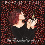 ROSEANNE CASH - SHE REMEMBERS EVERYTHING (Vinyl LP).
