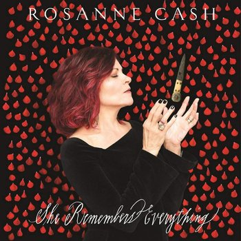 ROSEANNE CASH - SHE REMEMBERS EVERYTHING (Vinyl LP)