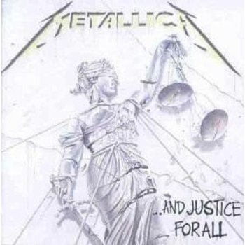 METALLICA - AND JUSTICE FOR ALL (Vinyl LP)