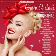 GWEN STEFANI - YOU MAKE IT FEEL LIKE CHRISTMAS DELUXE EDITION (CD).