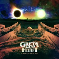 GRETA VAN FLEET - ANTHEM OF THE PEACEFUL ARMY (CD)...