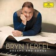 BRYN TERFEL - DREAMS AND SONGS (CD).