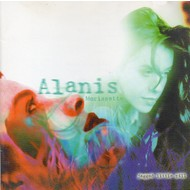 ALANIS MORISSETTE - JAGGED LITTLE PILL (CD).