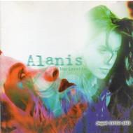 ALANIS MORISSETTE - JAGGED LITTLE PILL (CD).