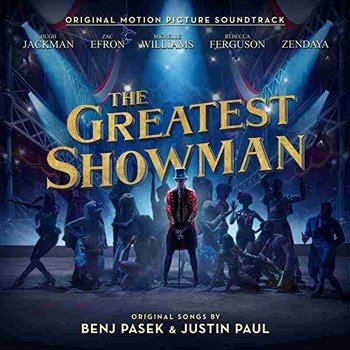 THE GREATEST SHOWMAN ORIGINAL SOUNDTRACK (CD)