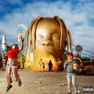 TRAVIS SCOTT - ASTROWORLD (CD).