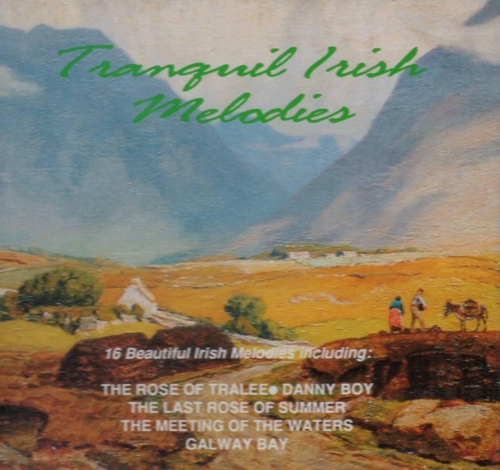 Tranquil Irish Melodies CD - CDWorld ie