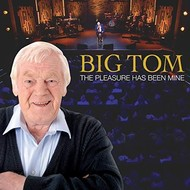 BIG TOM - THE PLEASURE HAS BEEN MINE (CD).