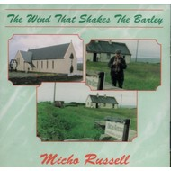 MICHO RUSSELL - THE WIND THAT SHAKES THE BARLEY (CD).